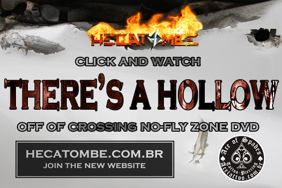 There's a Hollow - Hecatombe DVD